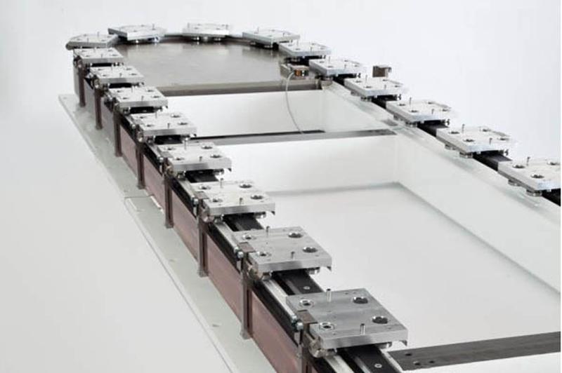 TAKTOMAT GmbH - Linear transfer system LB